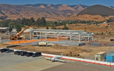 New Terminal Construction: Proposed PFC Amendments