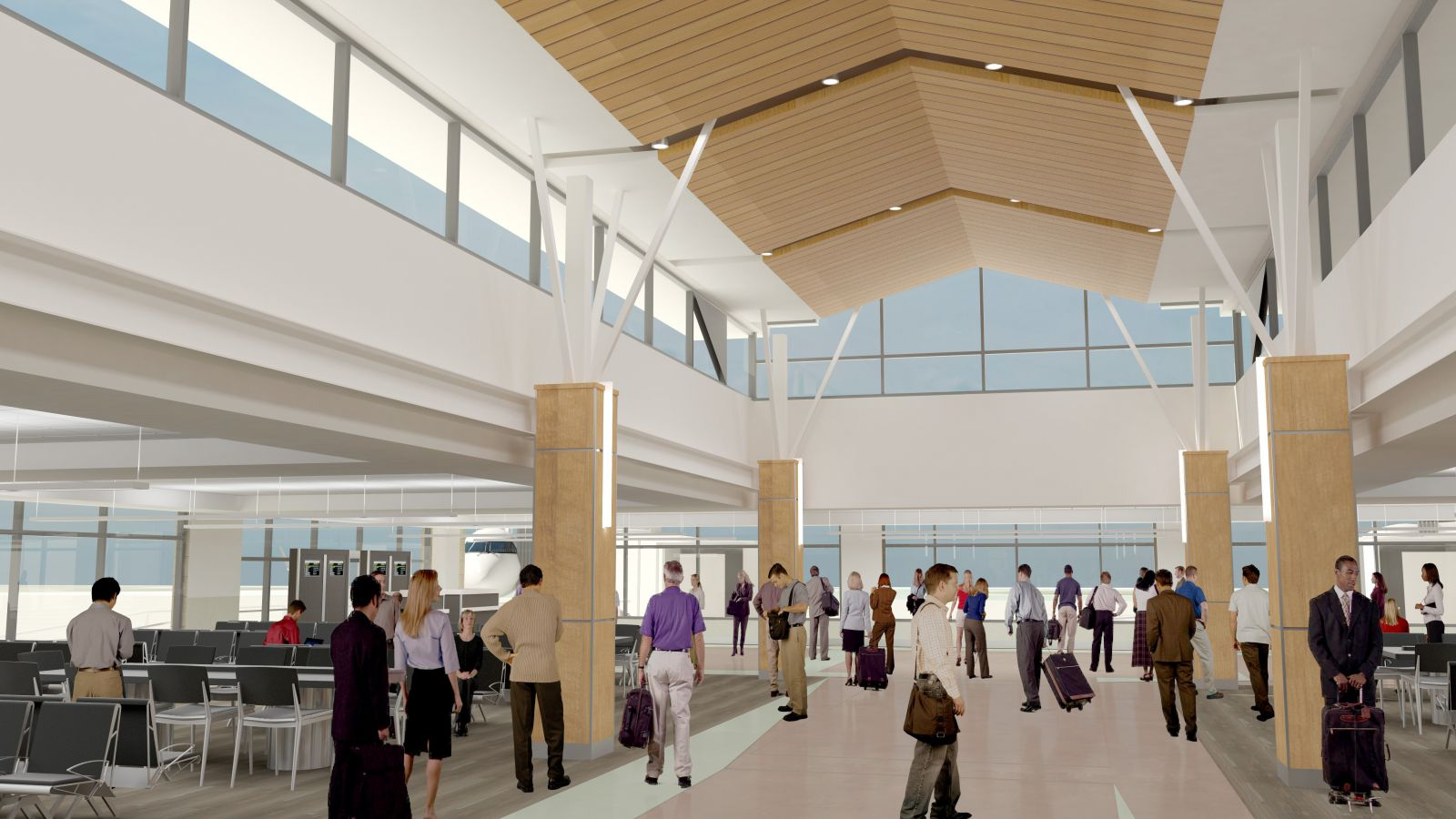 rendering of inside of terminal