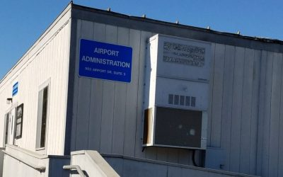 Notice of Airport Administration Offices Closing