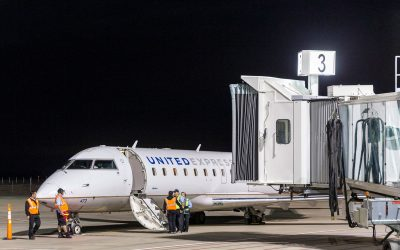 United Airlines Grows at San Luis Obispo Airport