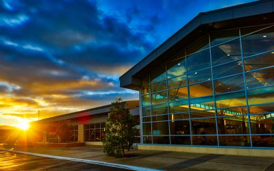 San Luis Obispo County Regional Airport Receives Top Honors  for Terminal Opening Outreach