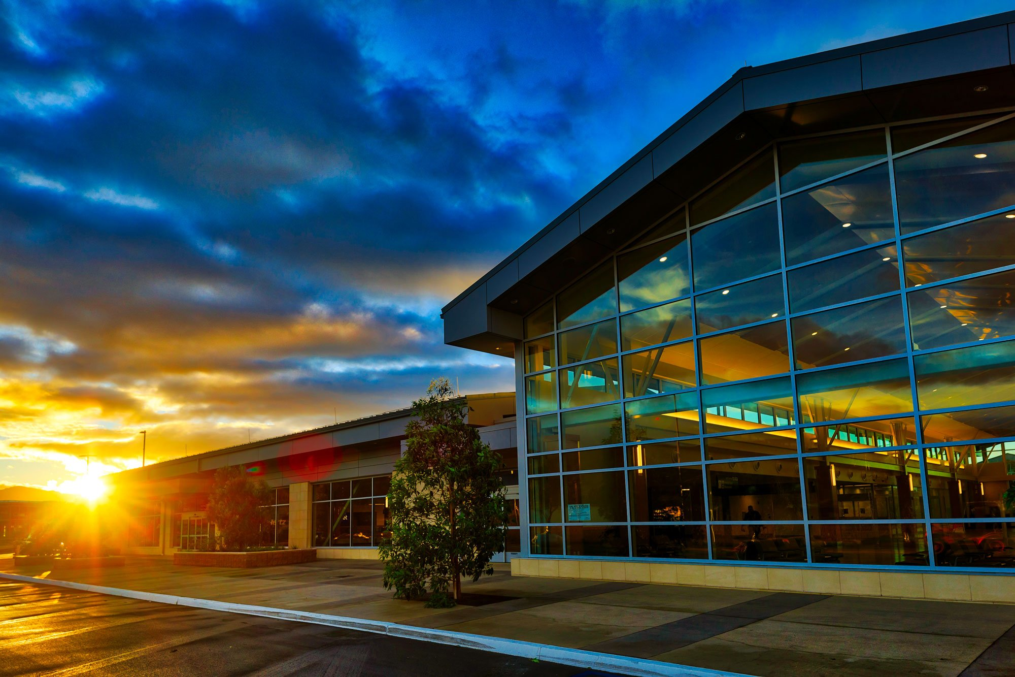 Midway Airport Parking >> Home - San Luis Obispo County Regional Airport