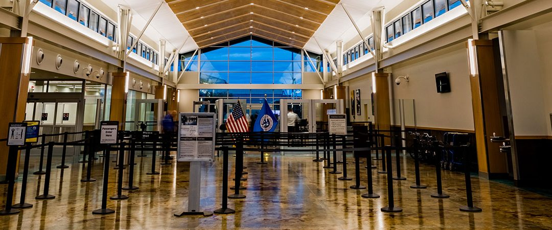 TSA Implements Second Security Lane at San Luis Obispo Airport