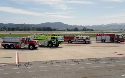 Airport Completes Full-Scale Emergency Drill