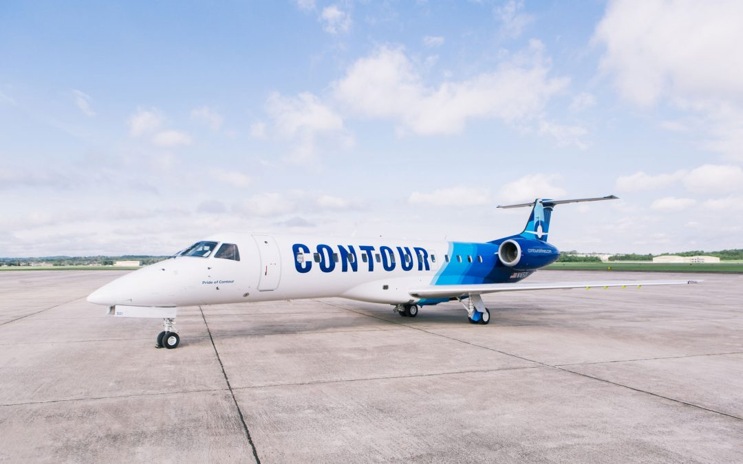 Contour Airlines Suspends Service at San Luis Obispo County  Regional Airport