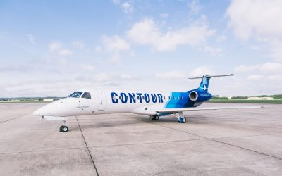 Contour Airlines to Begin Nonstop Service from San Luis Obispo County Airport
