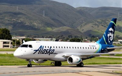 Alaska Airlines Offers Creative Way to Maintain Service at San Luis Obispo County Regional Airport