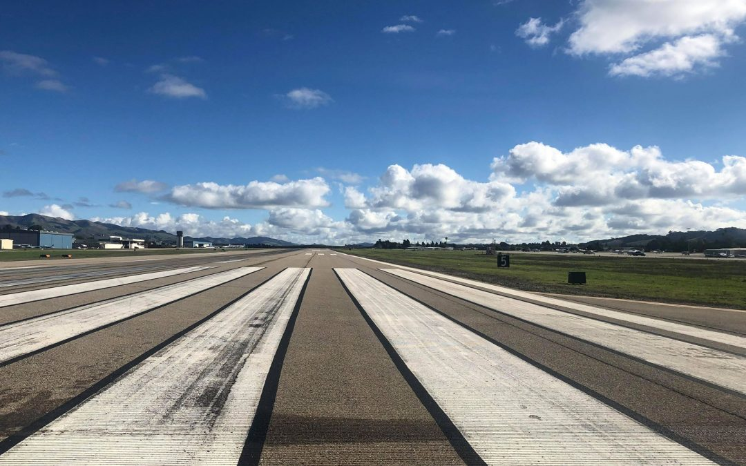 San Luis Obispo County Regional Airport Begins First-Ever Construction Manager At Risk Project